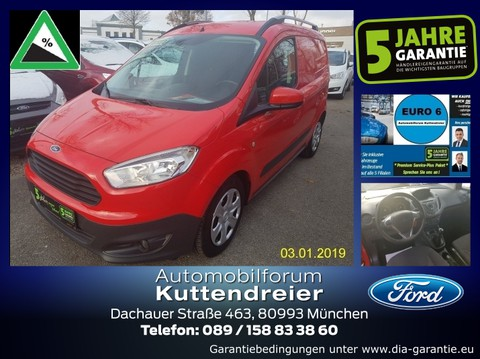 Ford Transit Courier Trend EcoBoost 1x