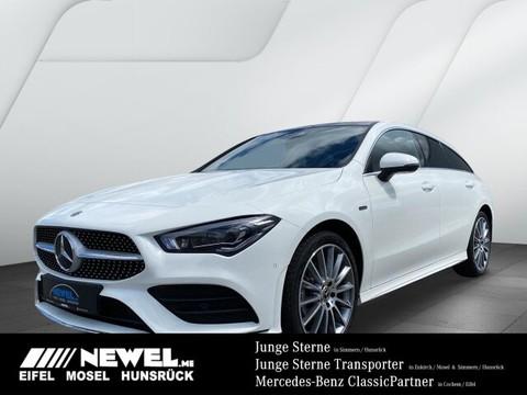 Mercedes-Benz CLA 250 e Shooting Brake AMG EASY