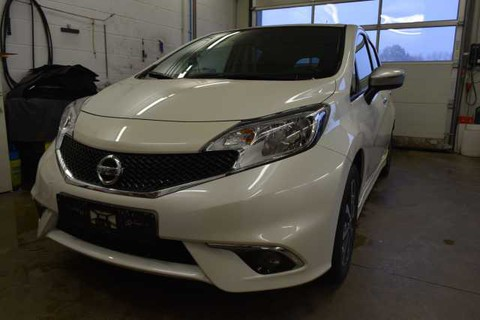 Nissan Note 1.2 N-TEC