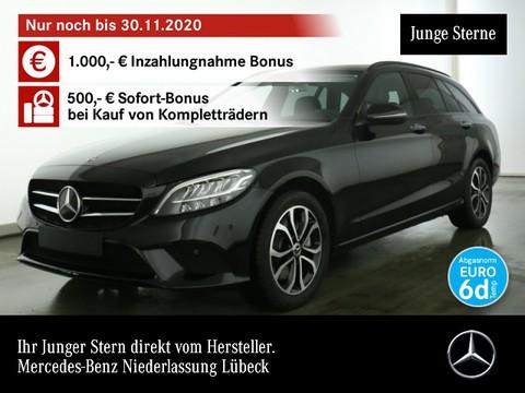 Mercedes-Benz C 300 T Avantgarde Night Spurhalt