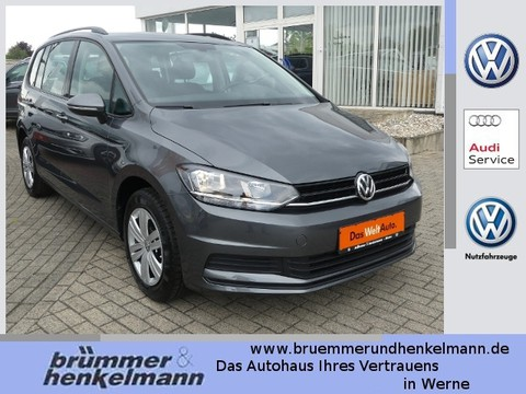 Volkswagen Touran 1.0 TSI Trendline ängerku