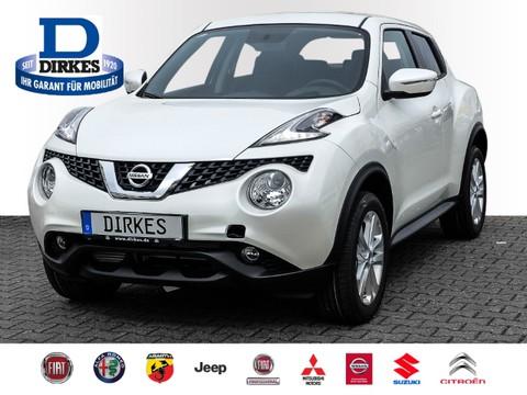 Nissan Juke 1.6 Acenta Tagfahrl