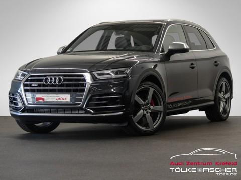 Audi SQ5 TDI quat Vollleder