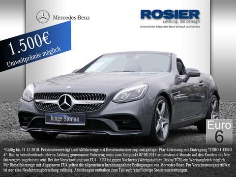 Mercedes SLC 200 AMG Line