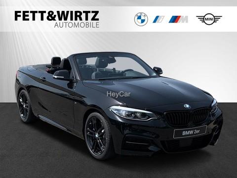 BMW M240i Cabrio Prof H K StopGo