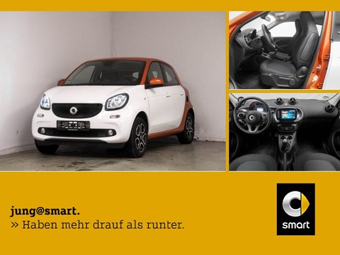Smart ForFour passion Cool&Mediap &Sensorp