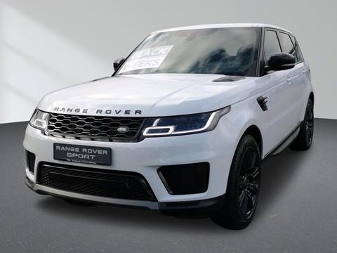Land Rover Range Rover Sport D250 SE BLACKPACK 21
