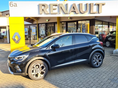 Renault Captur EDITION ONE TCe 130 18-Zoll-Leichtmetall