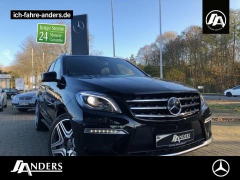 Mercedes-Benz ML 63 AMG Memo Airm