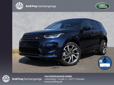 Land Rover Discovery Sport D180 R-Dynamic SE 132ürig (Diesel)