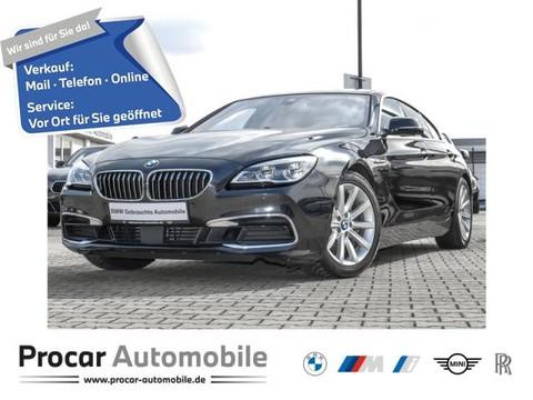 BMW 640 Gran Coupe xDrive Glasd H K