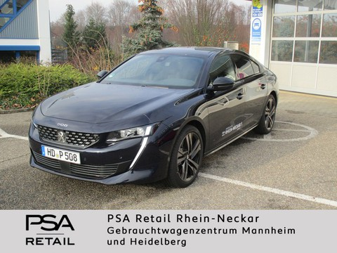Peugeot 508 GT First Edition HDI180 Automatik Glasschiebedach