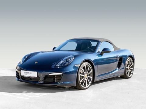 Porsche Boxster Package Abstandstempomat