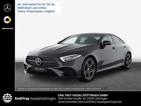 Mercedes-Benz CLS 220 d AMG Night COM MBeam Distro