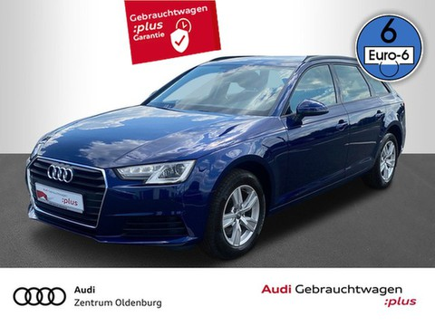 Audi A4 AVANT 35 TDI EPH