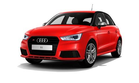 Audi S1 2.0 TFSI qu Sportback Tei