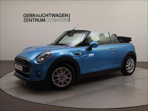 MINI Cooper Cabrio Pepper LMR