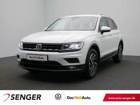 Volkswagen Tiguan 2.0 TDI Join Ambiente