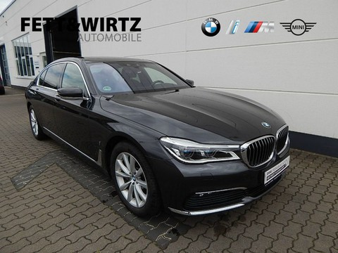 BMW 740 Le iPerformance xDrive Laser Drivingassist