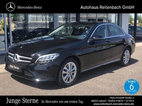 Mercedes-Benz C 180 AMBIENTB DIGITALTACHO