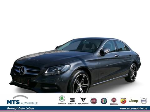 Mercedes-Benz C 200 Klasse