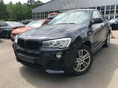 BMW X4 20dA M-Sport Pro HiFi