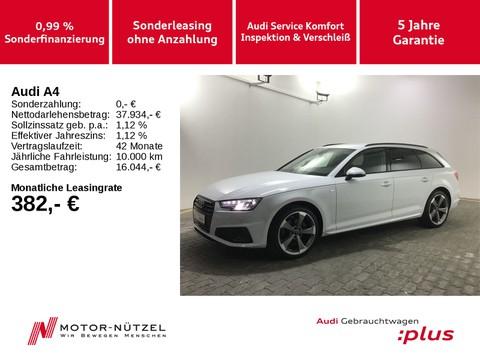 Audi A4 Avant 40 TFSI S-LINE EXT 5J G