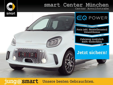 smart ForFour EQ 60kWed pulse