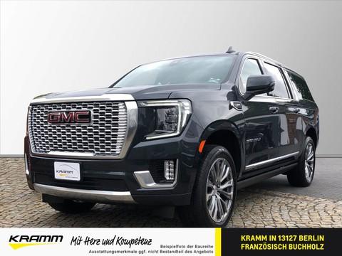 GMC Yukon DENALI XL-Ultimate 2021 ° AWD