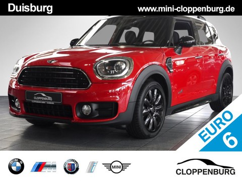 MINI Cooper D Country man ALL4 Wired Chili