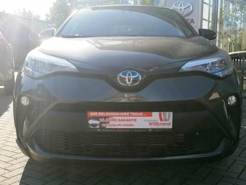 Toyota C-HR Hybrid elektrisch ohne