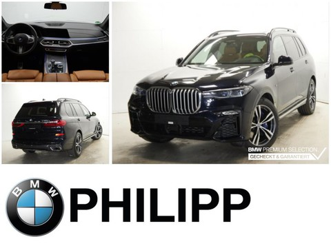 BMW X7 xDrive30d M Sportpaket NightVision Laser Sky