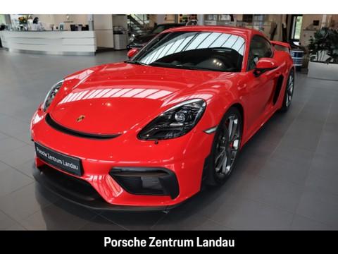 Porsche Cayman 3.0 718 GT4 Erstbesitz nur 55km