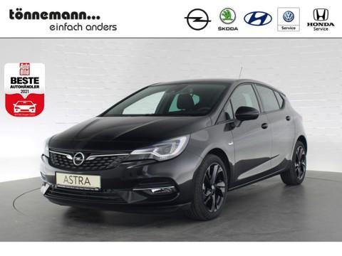Opel Astra K LIM LINE TURBO LICHT