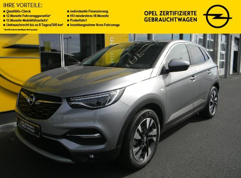 Opel Grandland X Innovation Ultimo