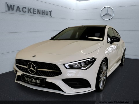 Mercedes-Benz CLA 220 Shooting Brake AMG NIGHT SPUR VERK