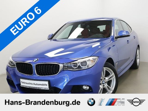 BMW 330 Gran Turismo d M-Sportpaket Pro
