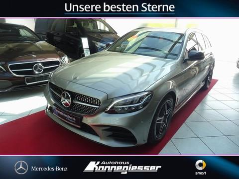 Mercedes-Benz C 300 d T AMG-Line Night-Paket