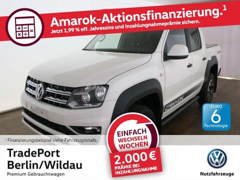 Volkswagen Amarok V6 DC Canyon