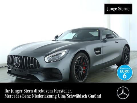 Mercedes AMG GT S Cp Perf-Abgas Burmester