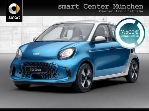smart ForFour EQ 60kWed passion Dig