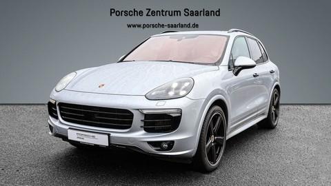 Porsche Cayenne S Diesel Plat Edition 18-Wege Sportd