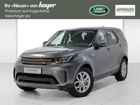 Land Rover Discovery 3.0 TD6 SE GSD SkyView