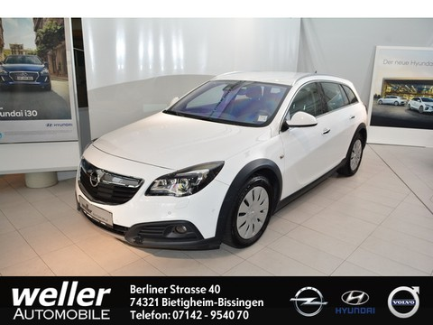 Opel Insignia CT 2.0 COUNTRY TOURER Automatik