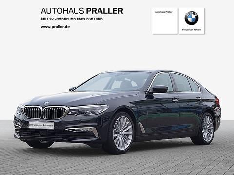 BMW 530 d xDrive Limousine Automatik Luxury Line 19