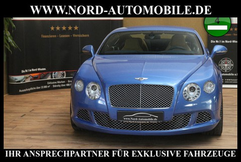 Bentley Continental GT Speed 21Speed Carbon Brakes