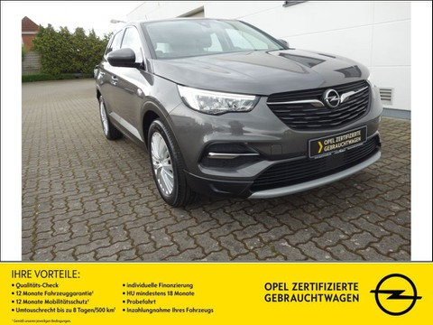Opel Grandland X 1.2 INNOVATION Frontkollisionsw