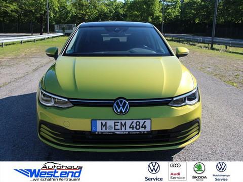 Volkswagen Golf 1.5 l TSI VIII Life 110kW Velours