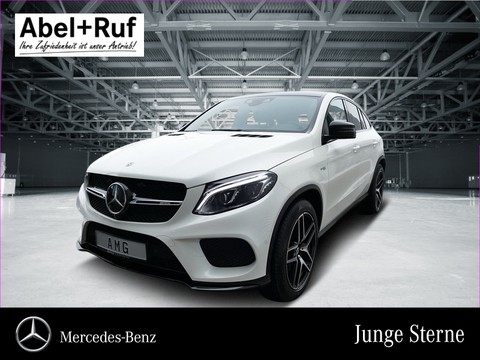 Mercedes GLE 43 AMG Coupé