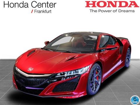 Honda NSX 3.5 Twin-Turbo Hybrid